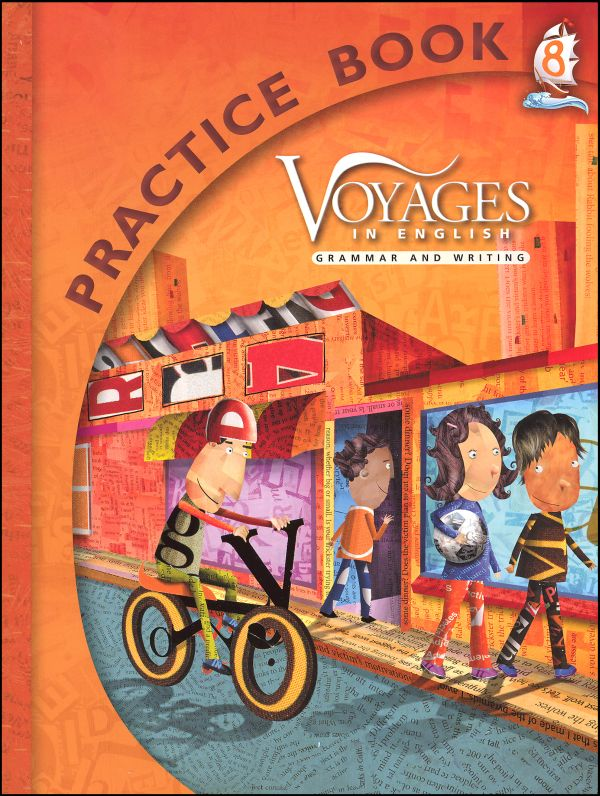 Voyages in English 2011 Grade 8 Practice Book