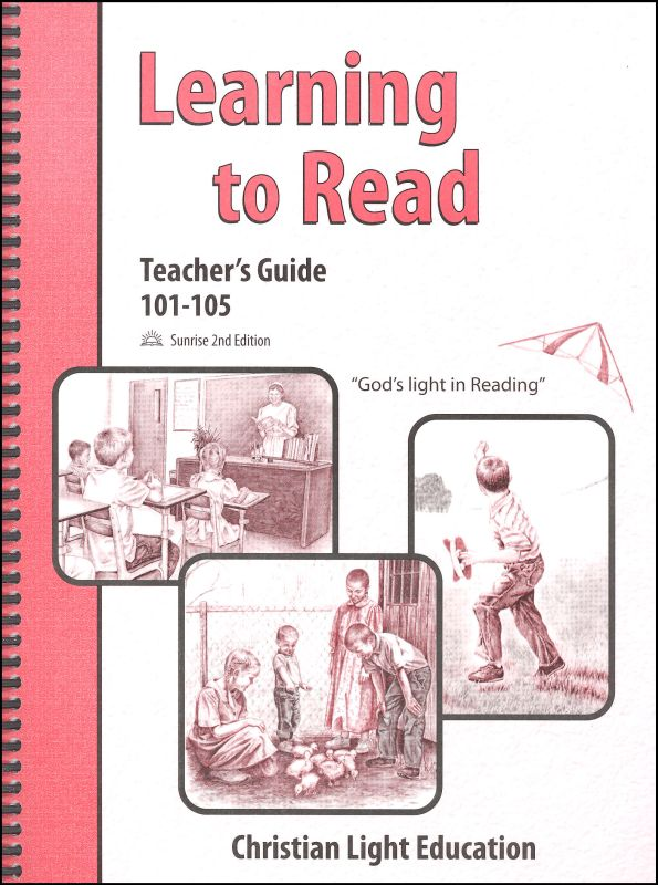 Learning to Read 101-105 Teacher