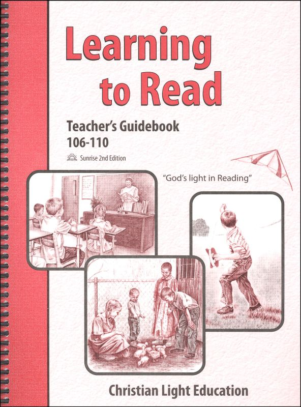 Learning to Read 106-110 Teacher