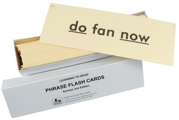 Phrase Flash Cards - 2nd Edition