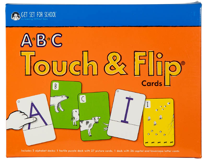 A-B-C Touch & Flip Cards