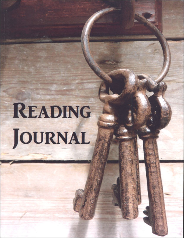 Reading Journal: Keys (Thin Ruled)