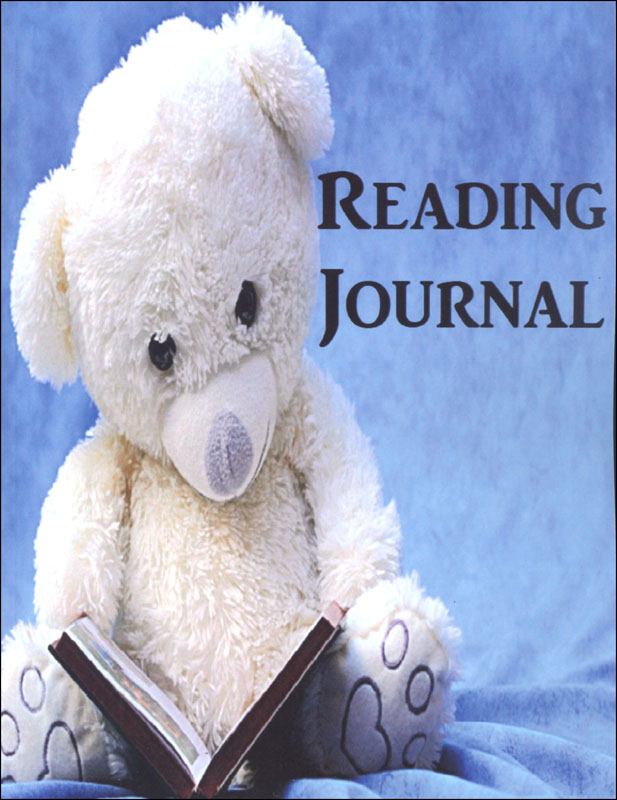 Reading Journal: Teddy Bear (Thin Ruled)
