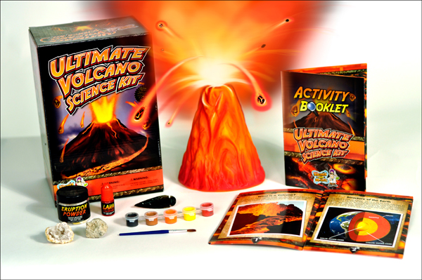 Ultimate Volcano Science Kit
