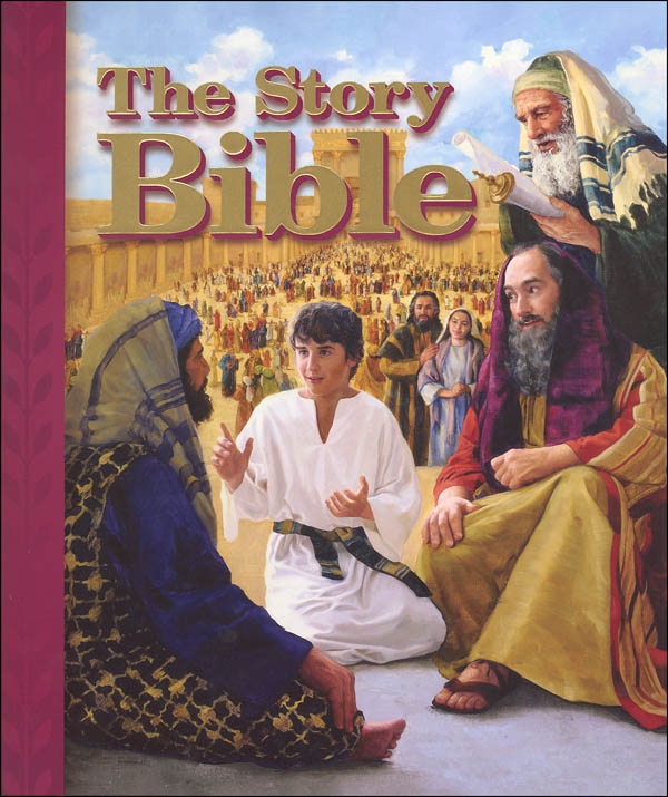 Story Bible (Hardcover)