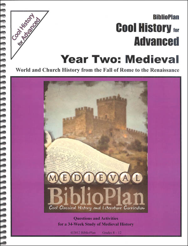 BP Medieval Cool History for Advanced