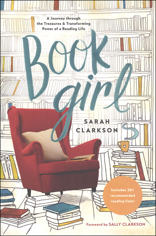 Book Girl: Journey through the Treasures and Transforming Power of a Reading Life