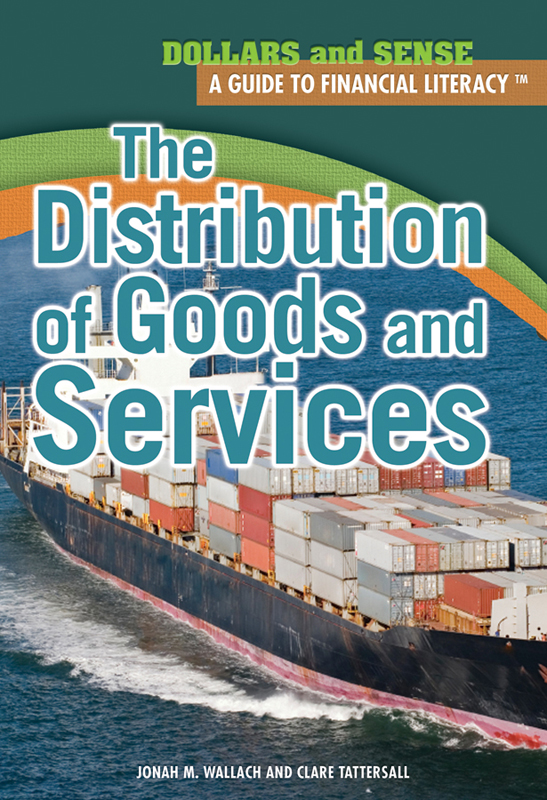 Distribution of Goods and Services