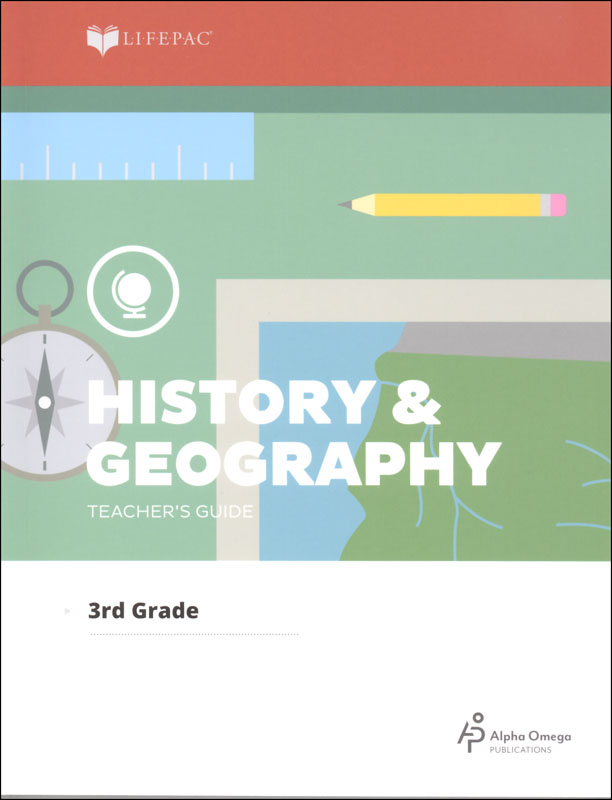 History 3 Lifepac Teacher's Guide