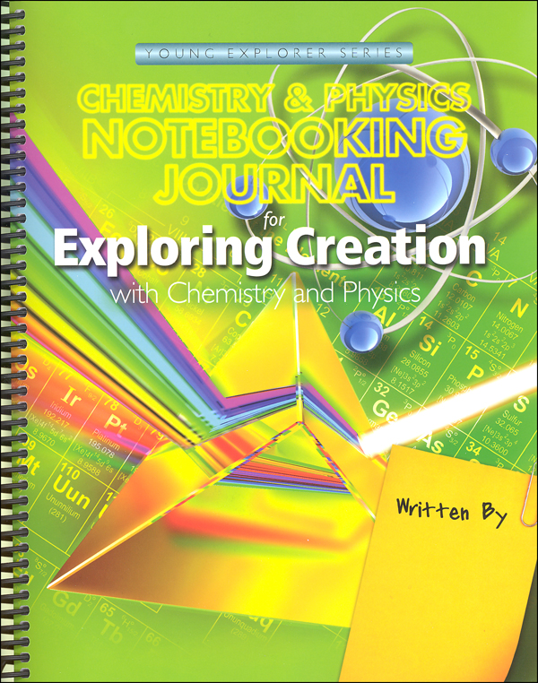 Chemistry and Physics Notebooking Journal