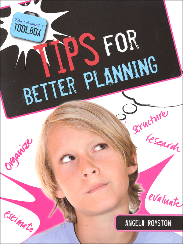 Tips for Better Planning (Student's Toolbox)