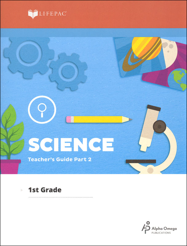 Science 1 Lifepac Teacher's Guide - Part 2
