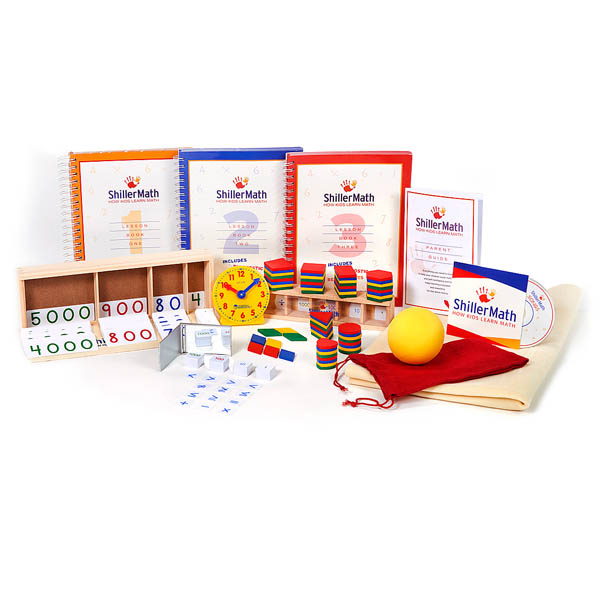 Shiller Math Kit 1 Basic