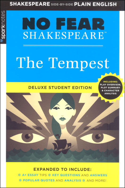 Tempest (No Fear Shakespeare)