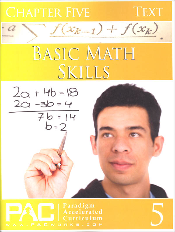 Basic Math Skills: Chapter 5 Text