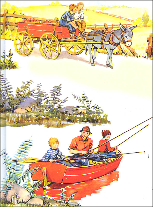 Down River Road Grade 2 Book 1 (Alice and Jerry Basic Reading Program)