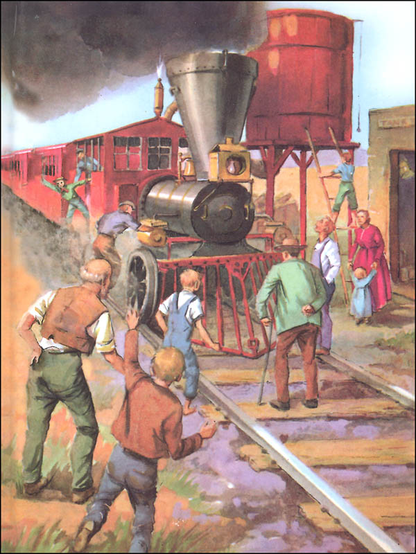 Engine Whistles Grade 5 Book 1 (Alice and Jerry Basic Reading Program)