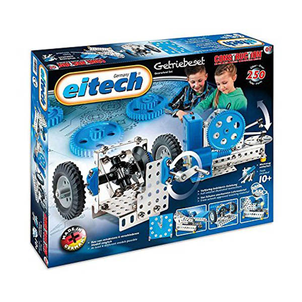 Gearwheel Set 250+ pieces (Classic Series)