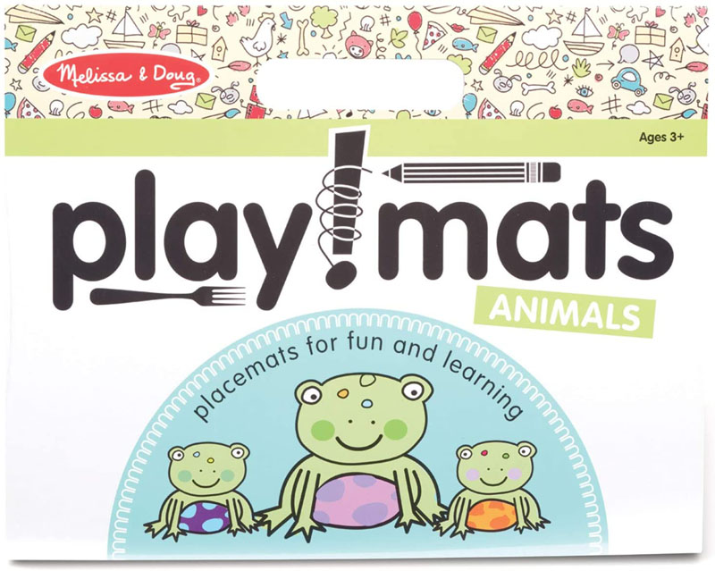 Play! Mats Animals