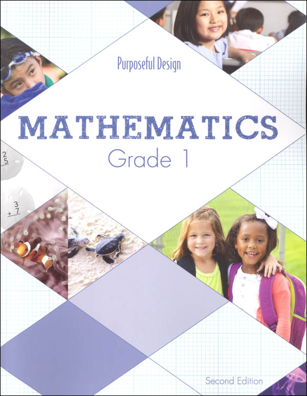 Purposeful Design Math Grade 1 Student 2nd Edition