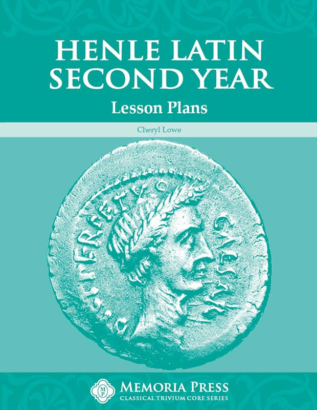 Second Year Henle Latin Lesson Plans