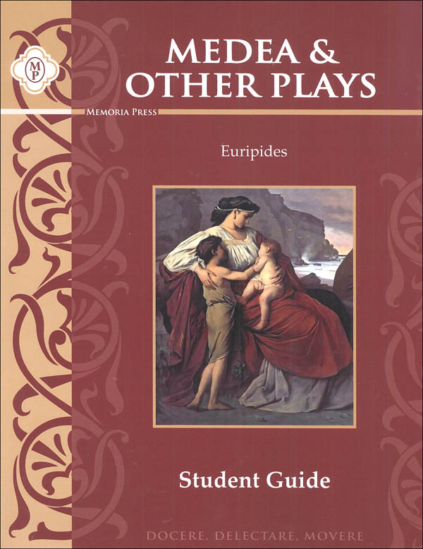 Medea & Other Plays by Euripides Student Book
