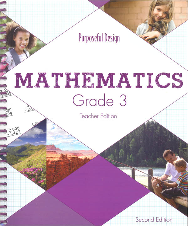 Purposeful Design Math Grade 3 Teacher's Edition 2nd Edition