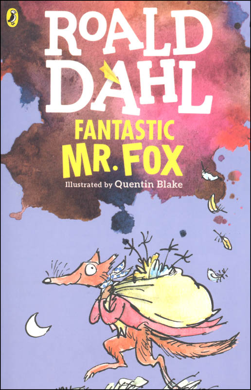 Fantastic Mr Fox Puffin Books 9780142410349