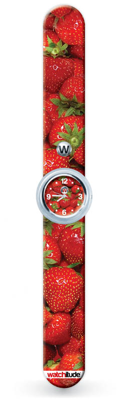 Slap Watch - Strawberry Kiss