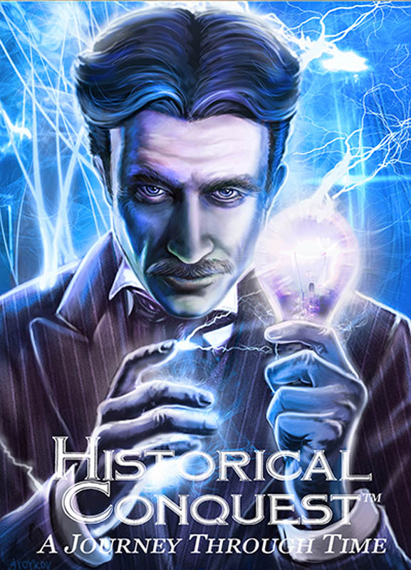 Historical Conquest Tesla Starter Deck