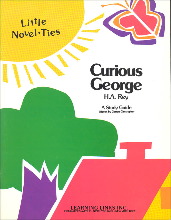 Curious George Little Novel-Ties Study Guide