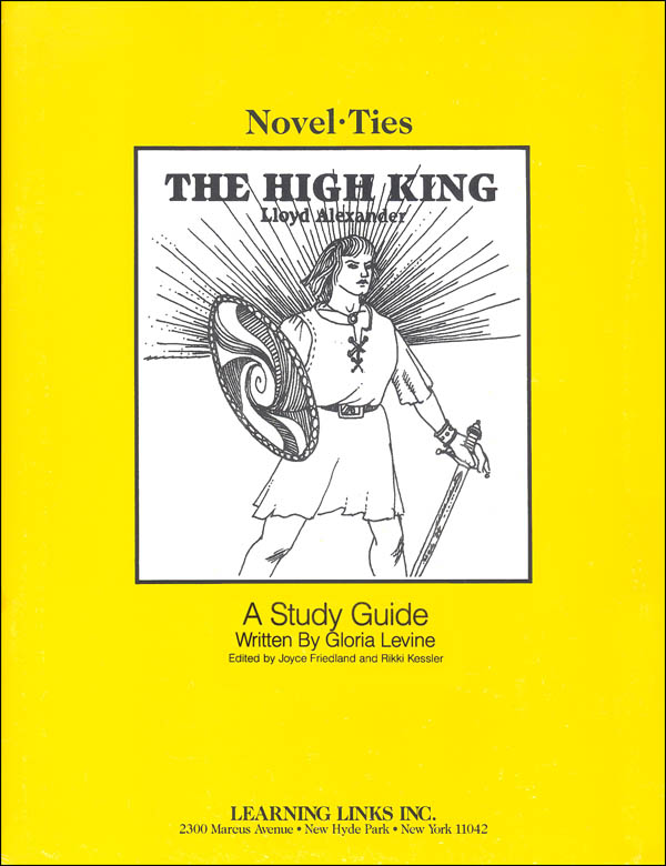 High King Novel-Ties Study Guide