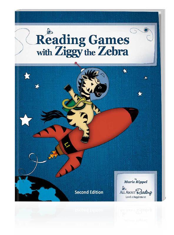 All About Reading Level 1 Ziggy Suppl (2nd Edition)