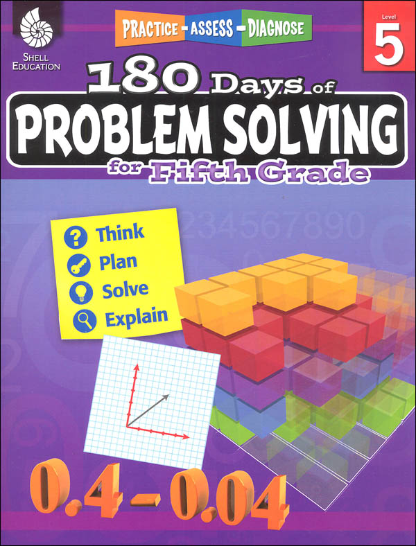 180 Days of Problem Solving for Fifth Grade