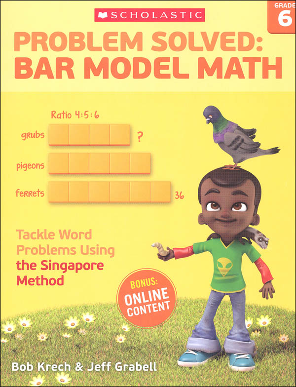Problem Solved: Bar Model Math Grade 6
