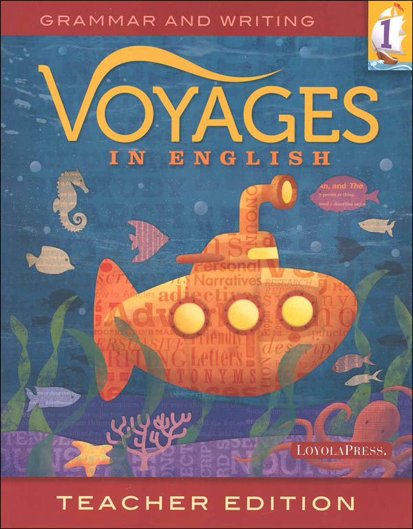 Voyages in English 2018 Grade 1 Teacher Edition