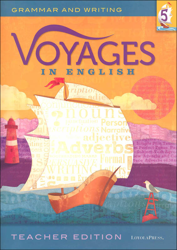 Voyages in English 2018 Grade 5 Teacher Edition