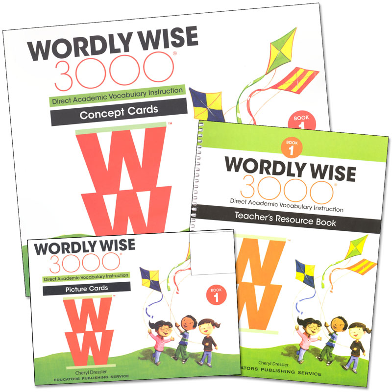 Wordly Wise 3000 2nd Edition Teacher Resource Package 1