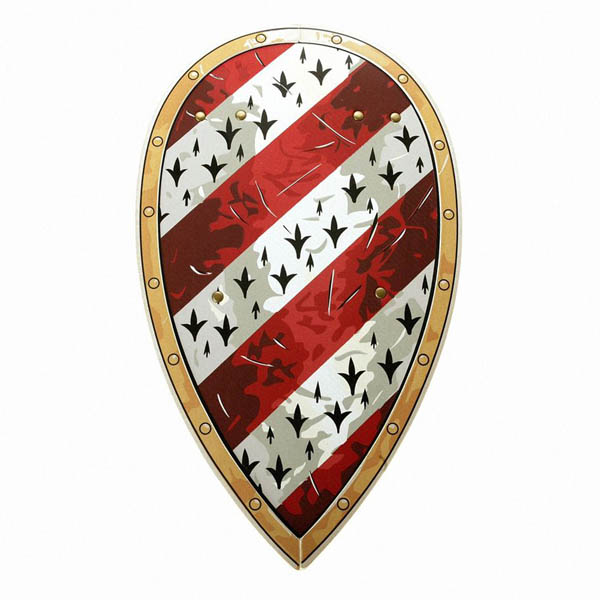 Knight Shield - King Arthur