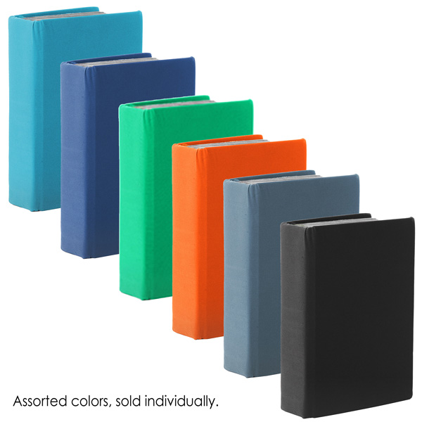 "Stretchable Standard Book Cover 8"" x 10"" Assorted Primary Solid Color"
