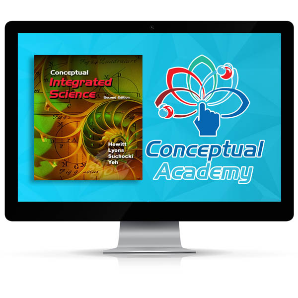 Conceptual Integrated Science, Full Version Self-Study Online Course