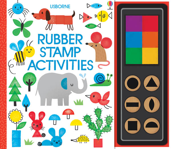 Rubber Stamp Activities (Usborne)