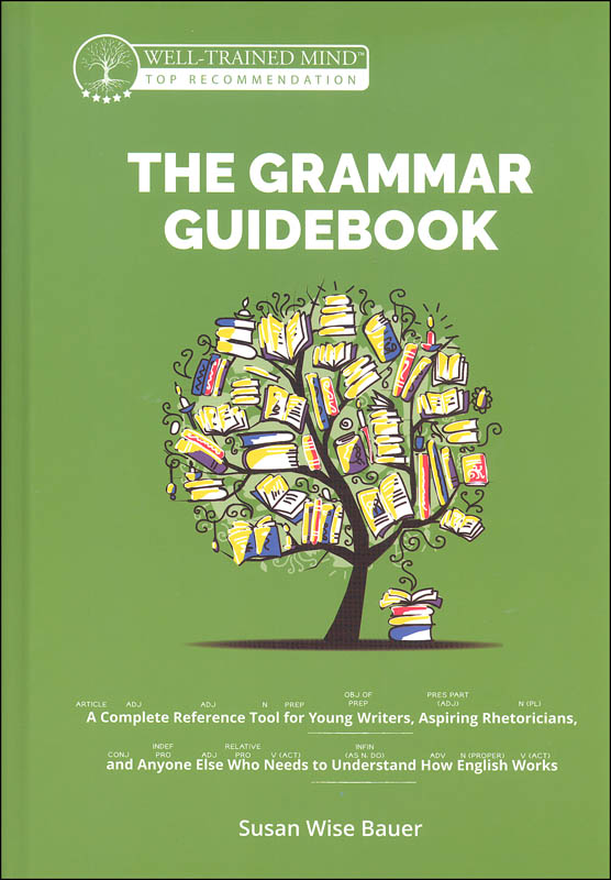 Grammar Guidebook