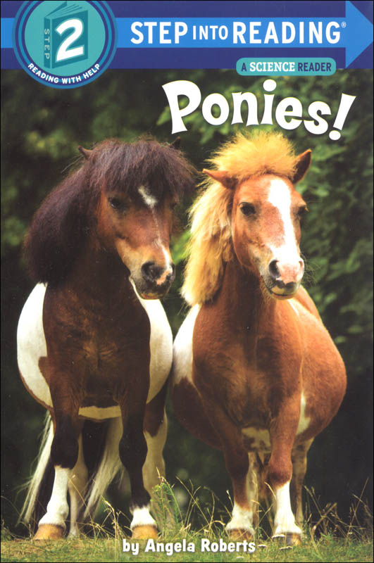 Ponies! (Step into Reading Level 2)
