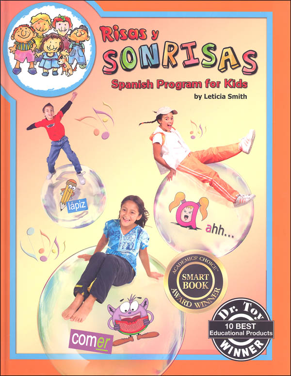 Spanish Student Book with Music CD