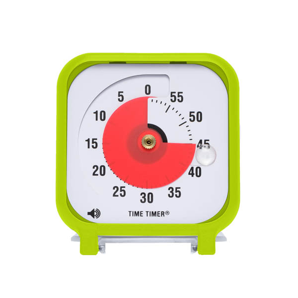 "Original Time Timer 3"" - Lime Green"