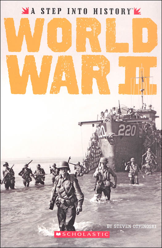 World War II (Step into History)