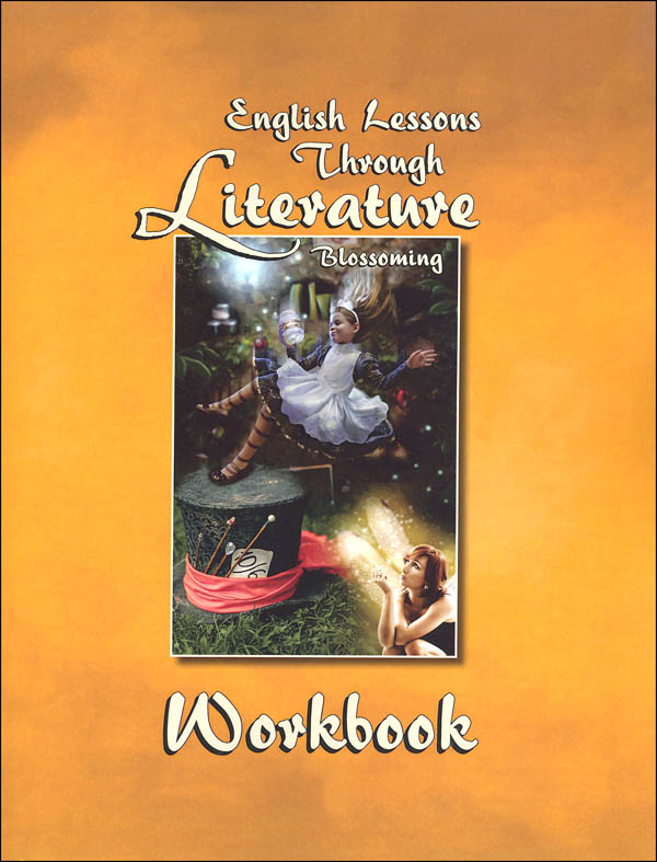 English Lessons Through Literature Level B Basic Italic Workbook