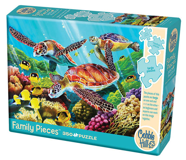 Molokini Current Puzzle (350 piece)