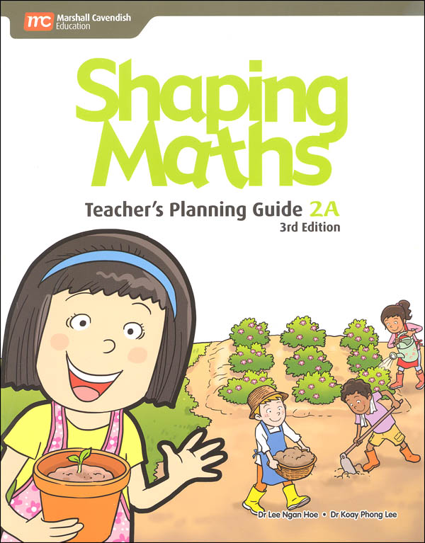 Shaping Maths Teacher's Planning Guide 2A 3rd Edition